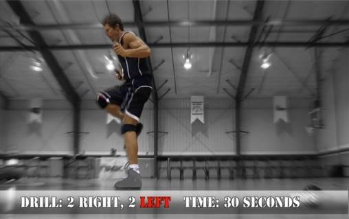 basketball jump rope drills ganon baker