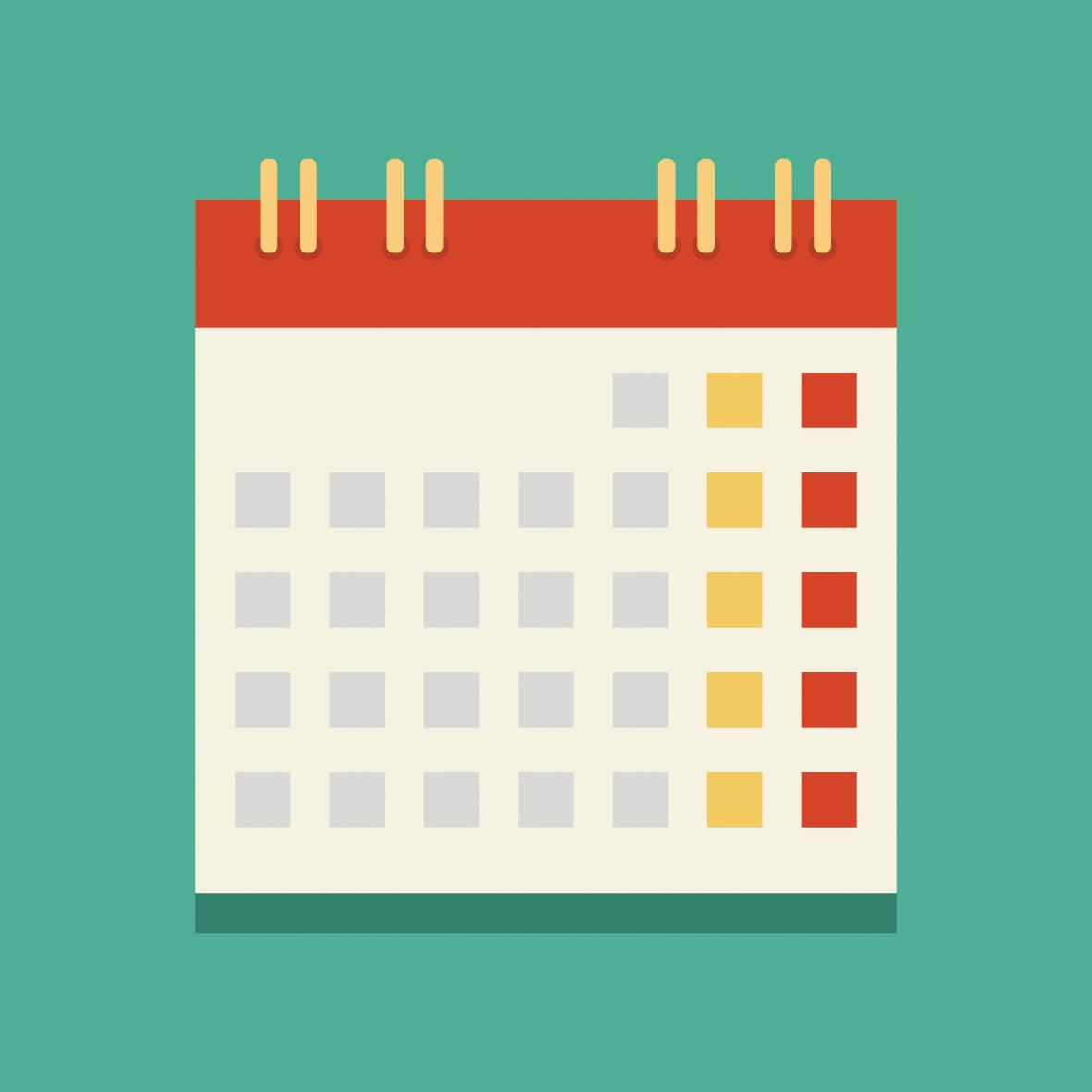 Dates & Venues