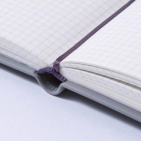 Bookmark & opens flat - Ardium 2020 Premium basic dated monthly diary planner