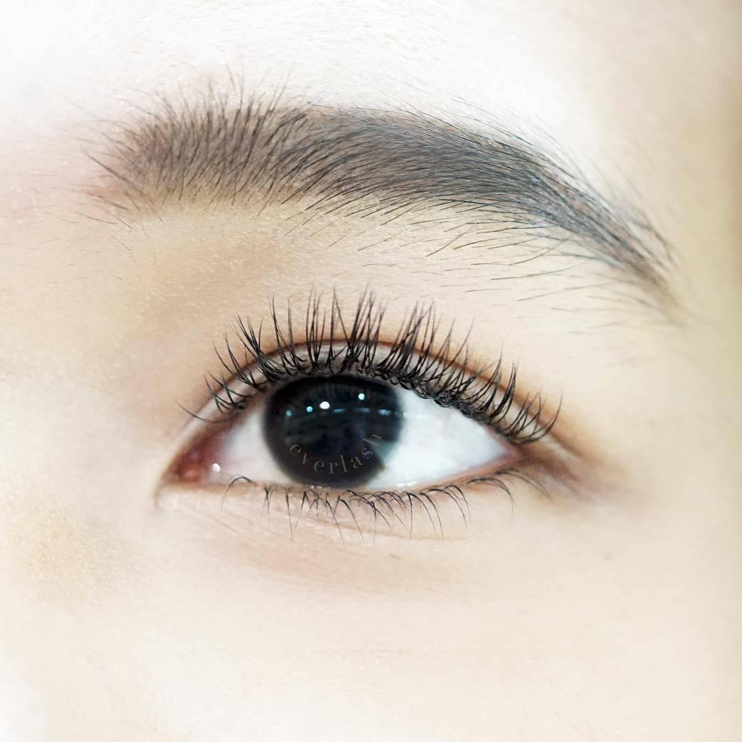 Bulu mata eyelash extension terbaik di Everlash