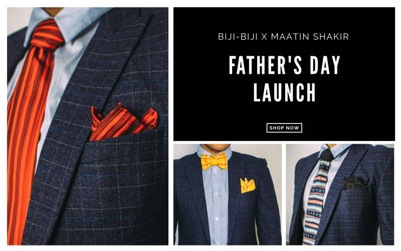 Limited Edition Designer Tie and Pocket Square Collection