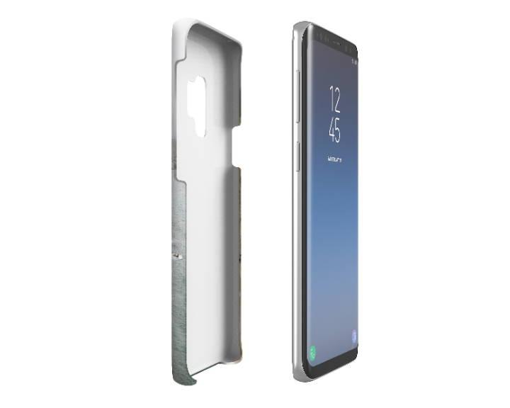 Custom Galaxy S9 Case Slim Expand