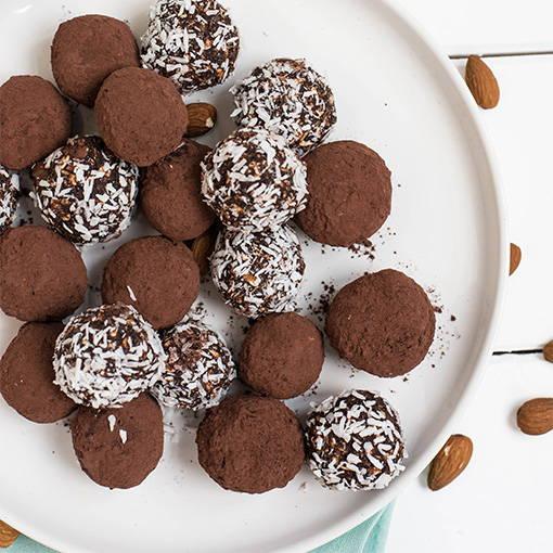 Bliss Balls Kakaogeflüster