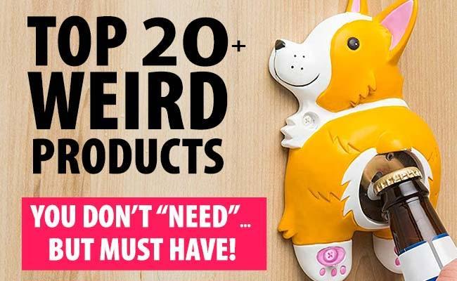 Top Weird Gifts of 2021