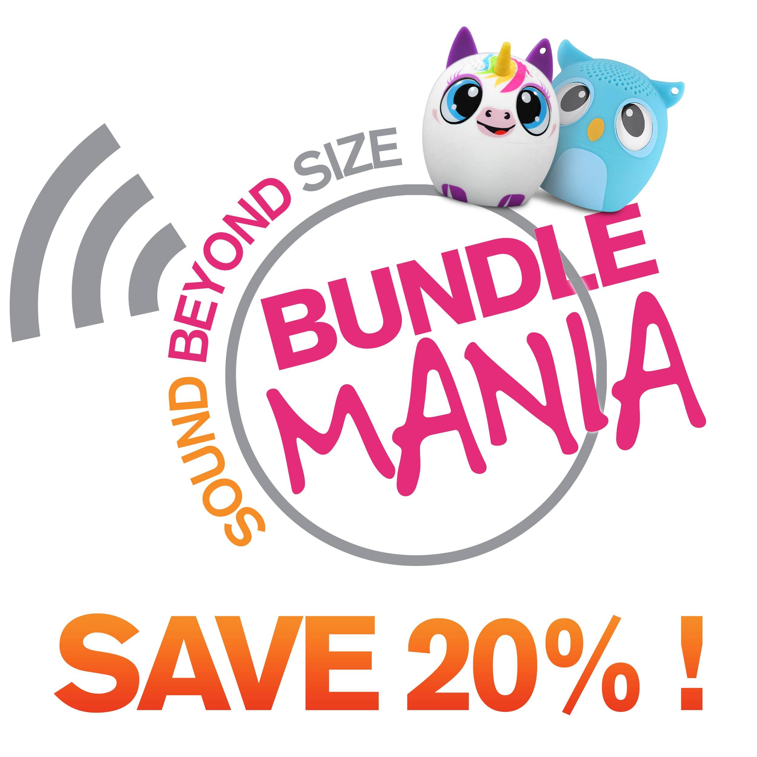 save more with My Audio Pet bundles