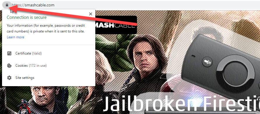 desktop ssl jailbroken firestick paypal
