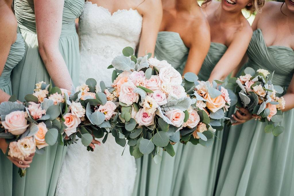 Top Sage Green Bridesmaid Dresses