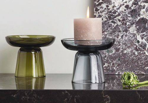Gifts Under $100 - iittala Nappula Pillar Candleholder