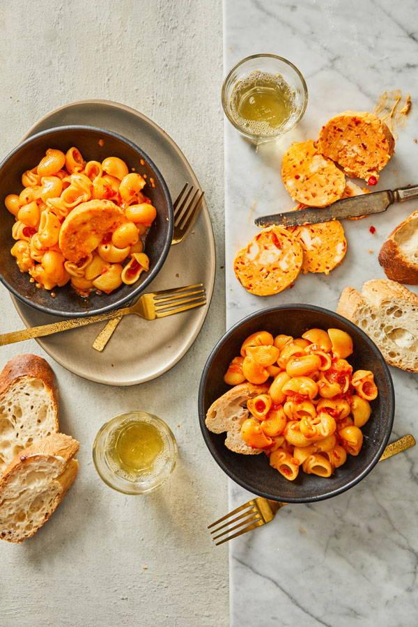 5 Ingredient Shellbow Pasta Recipe