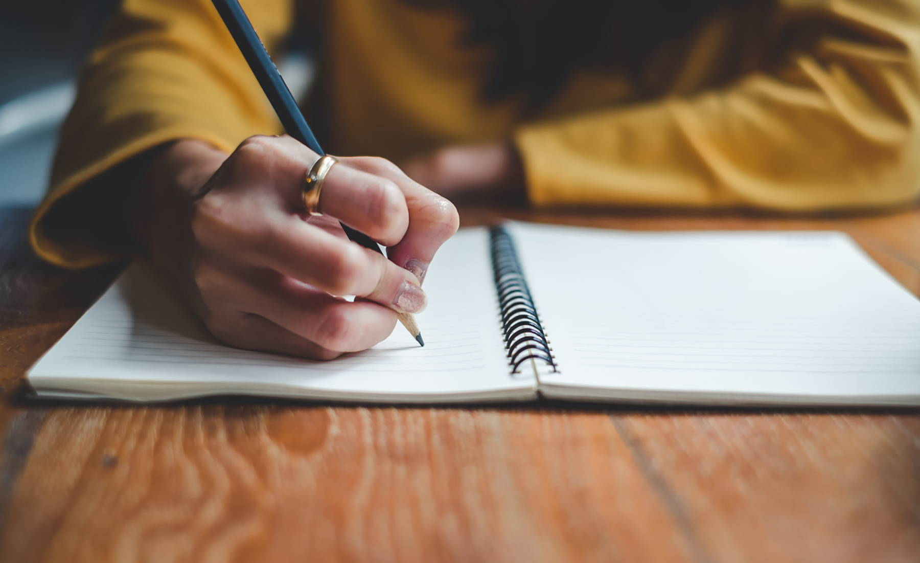 Writing Letters As A Form Of Grieving
