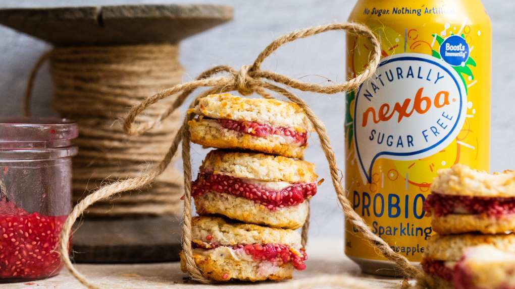 Try Nexba's Naturally Sugar Free Essentials