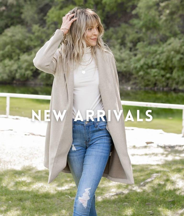 Shop Bella Ella Boutique's New Arrivals