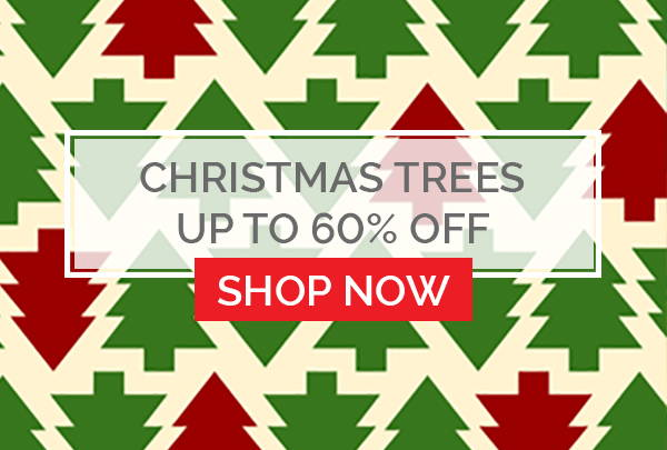 Black Friday Christmas Trees