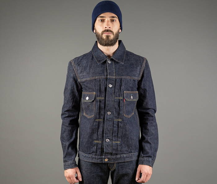TCB 50s selvedge japanese denim Jacket unworn