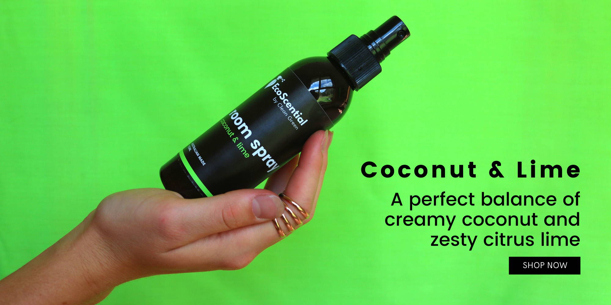 Coconut & Lime room Spray