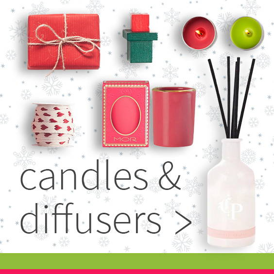 Candles Diffusers Christmas Gifts