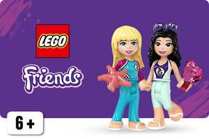 LEGO Friends Emma ja kaveri