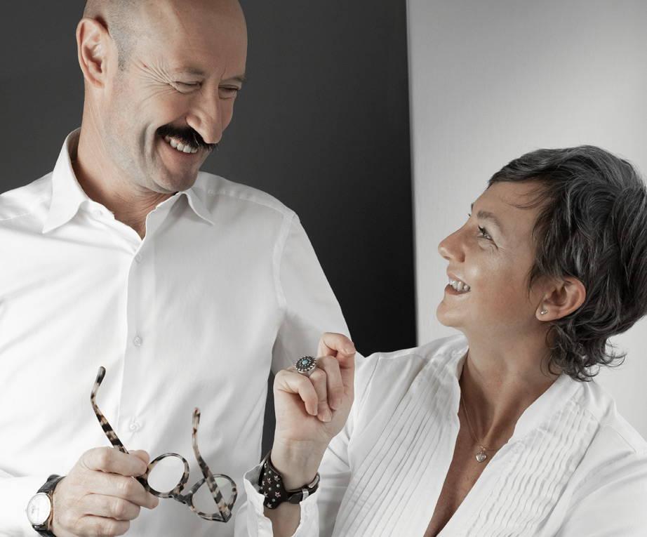 Luca e Valentina - Bracciali in pelle Tulsi Italy