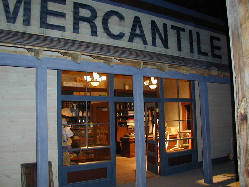 The Mercantile in the Trail Center