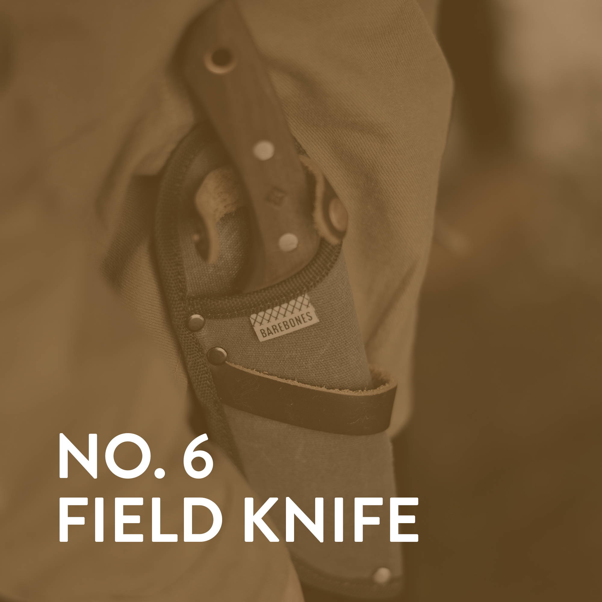 No. 6 Field Knife