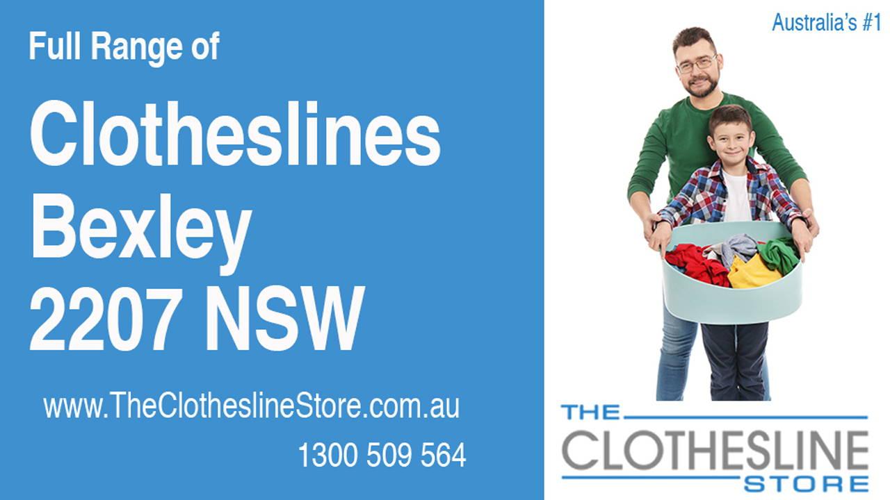 Clotheslines Bexley 2207 NSW