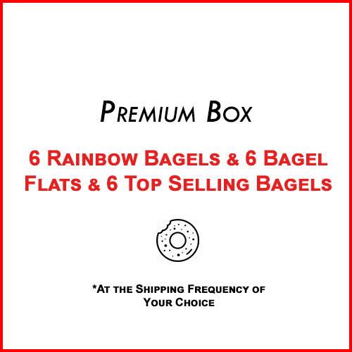 Premium Bagel Box