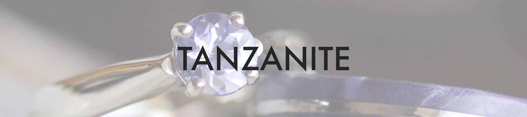 Tanzanite Engagement Ring (SKU 3710)
