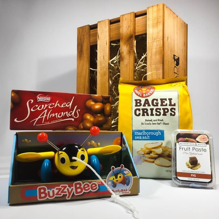 buzzy bee baby gift