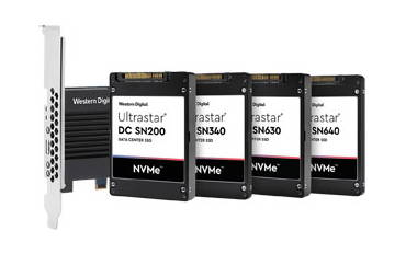 Western Digital NVMe Series