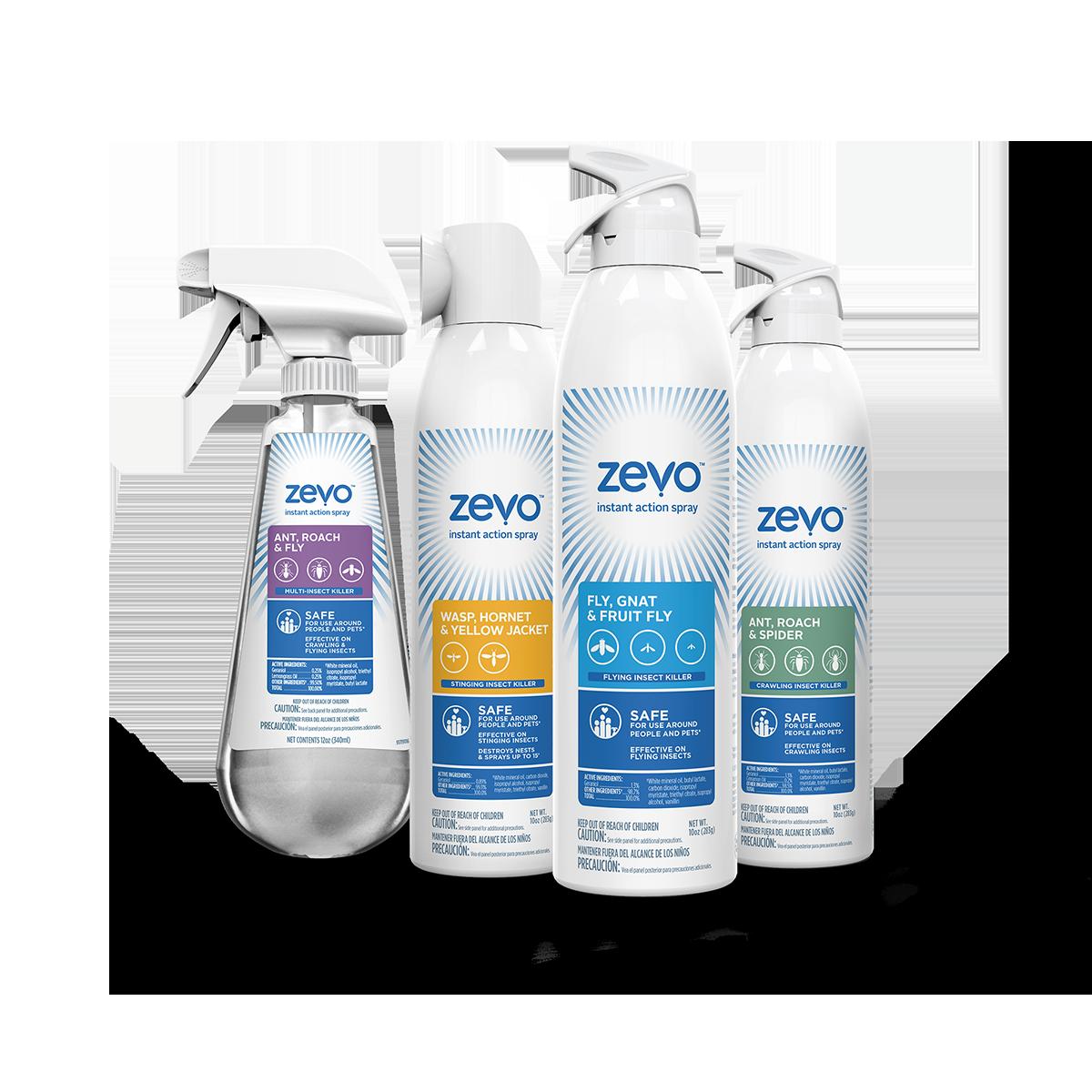 Do Zevo Bug Control Sprays Really Work Zevo Insect