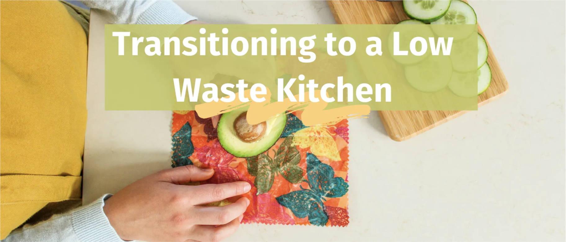 zero waste kitchen lifestyle