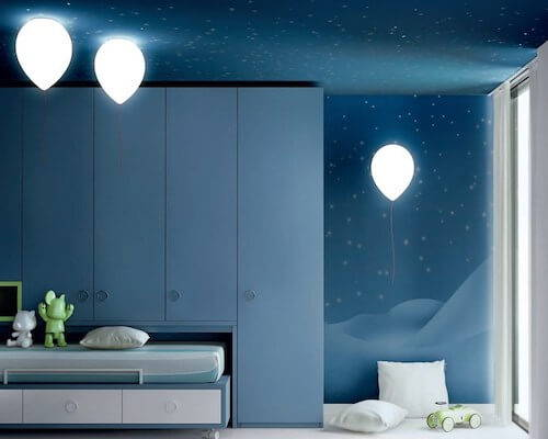 Estiluz Balloon Ceiling Light