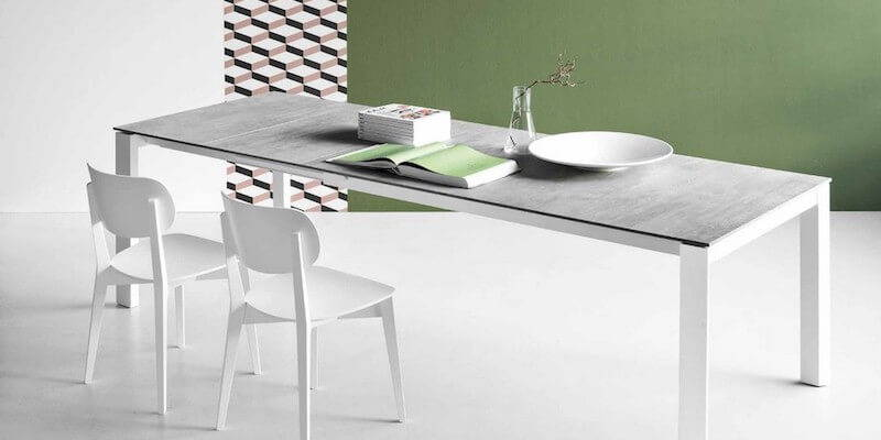 Expandable tables for your modern dining room