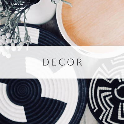 Our Home Decor Collection