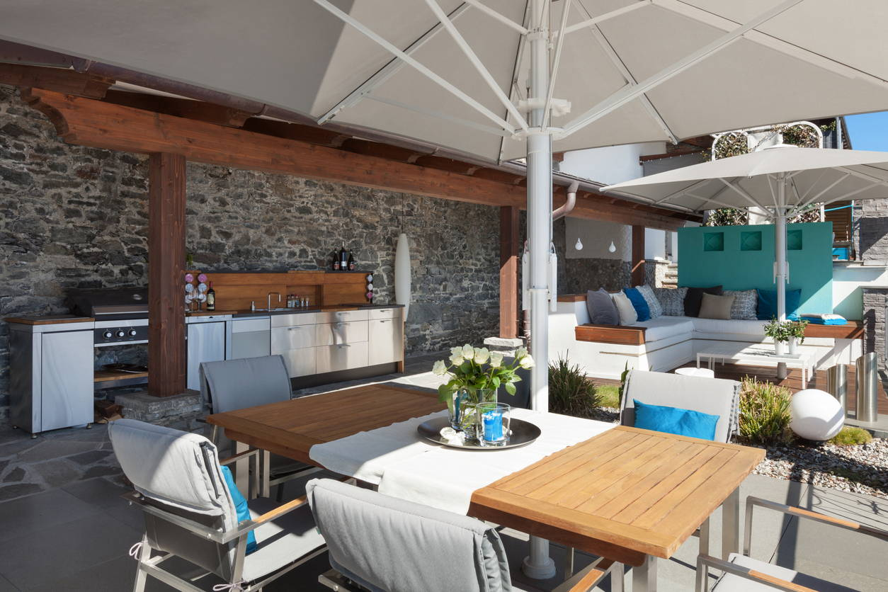 How Much Does It Cost To Build An Outdoor Kitchen Newair