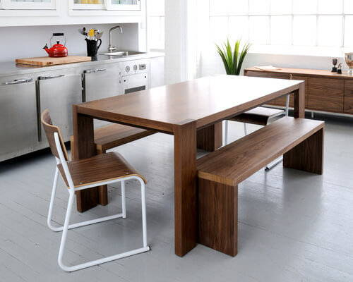 Gus* Plank Dining Table
