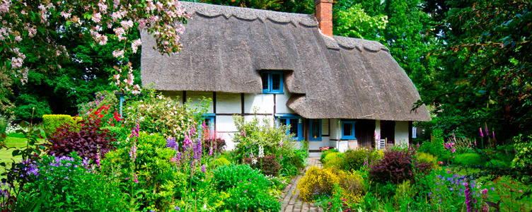 De Engelse tuin