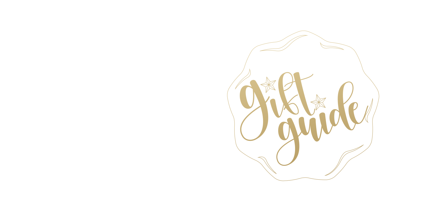 25% off gift guide with code GIFTGUIDE25