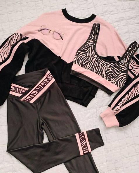 Beach Riot Activewear Set Workout