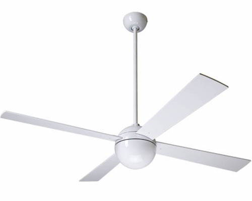 Modern Fan Ball Ceiling Fan with Light