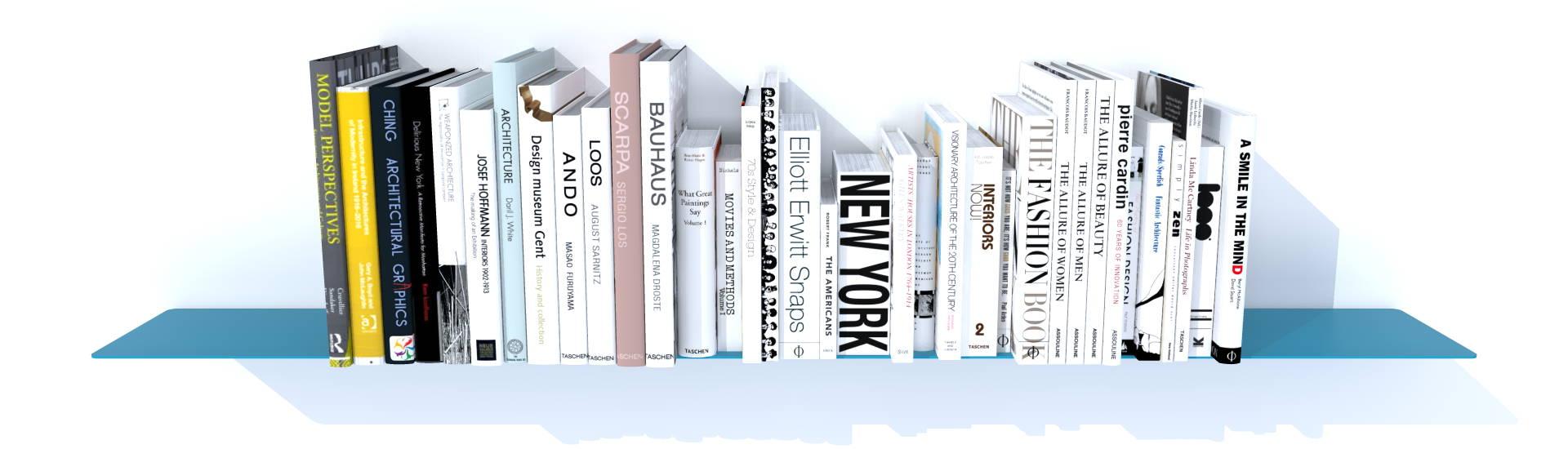 etagere grands livres