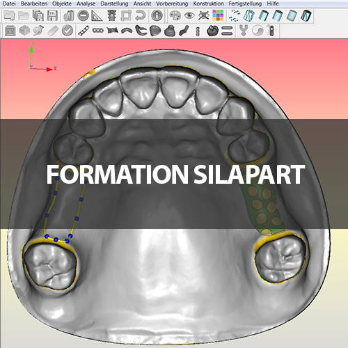 Formation SilaPart CAD