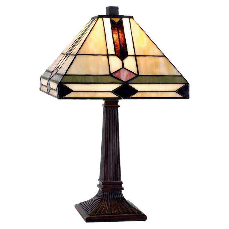 medium tiffany Style lamps