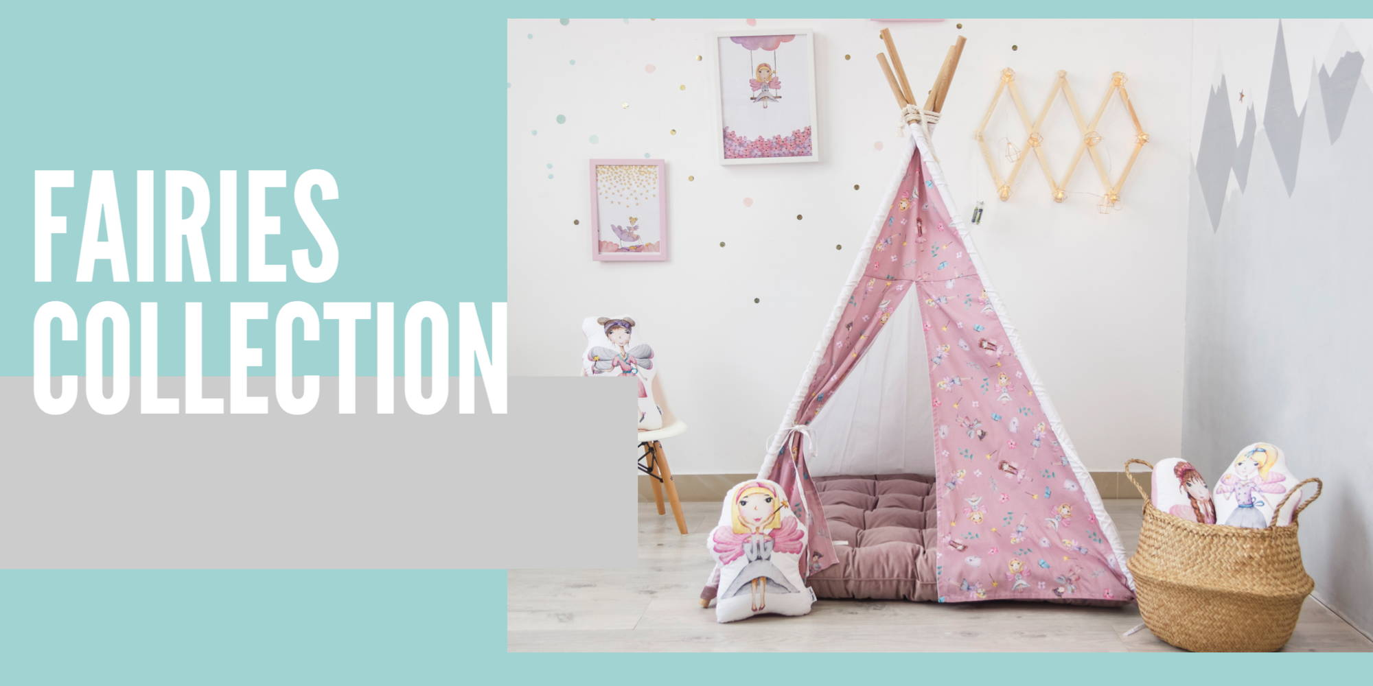 Dusty pink girls room ideas, pastel girls room decor