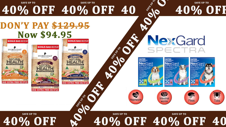NexGard Spectra Sale - Pet Food Leaders