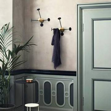 Modern Home Decor - Coat Stands & Wall Hooks, Mategot Coat Rack