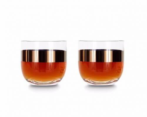 Tom Dixon Tank Whiskey Glasses