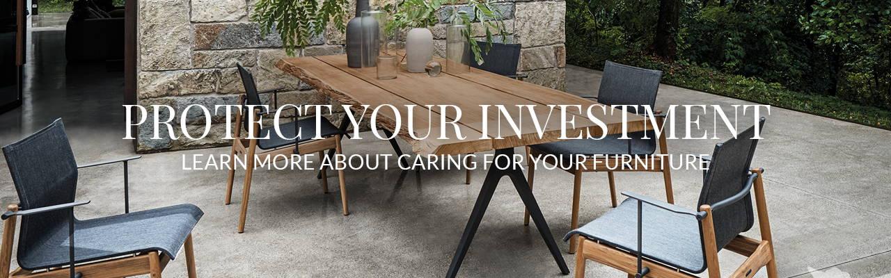 metal and wood patio furniture custom outdoor furniture care