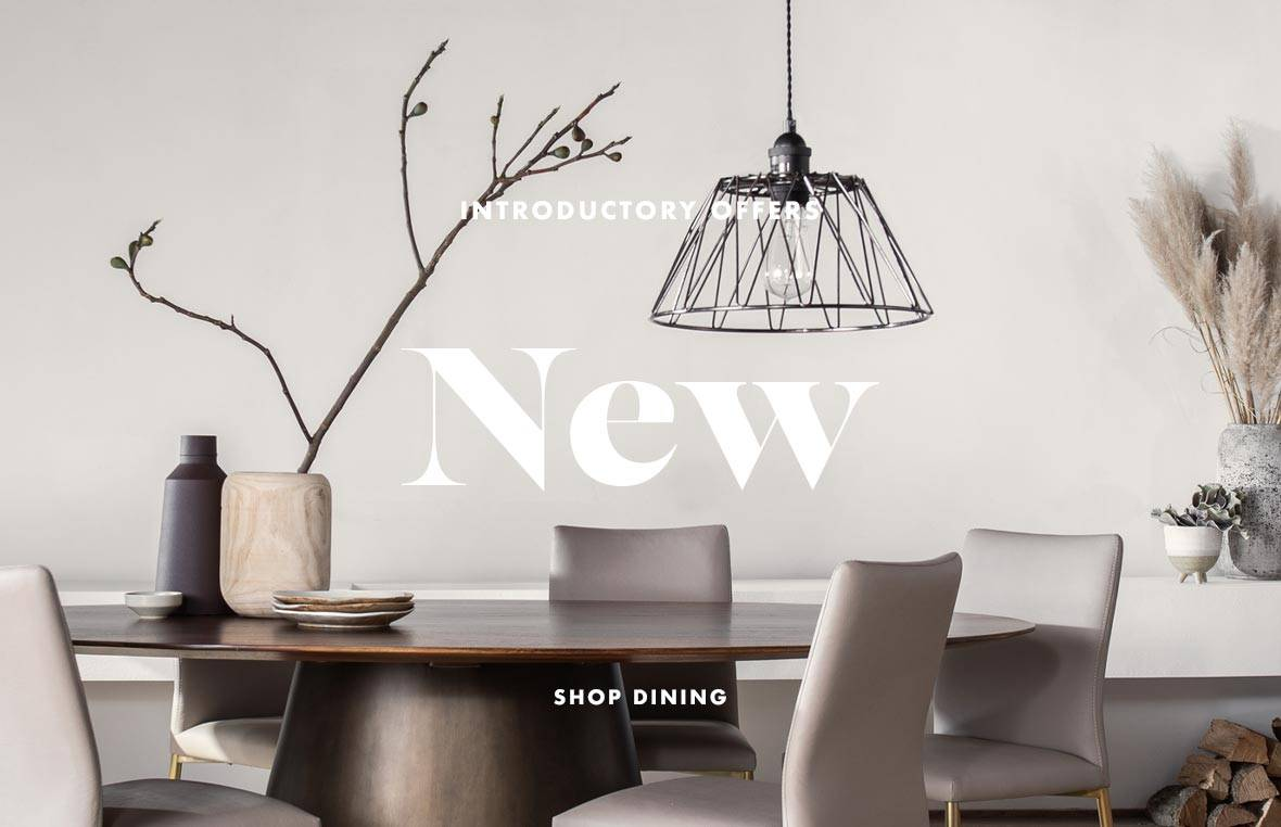 New Dining Collections