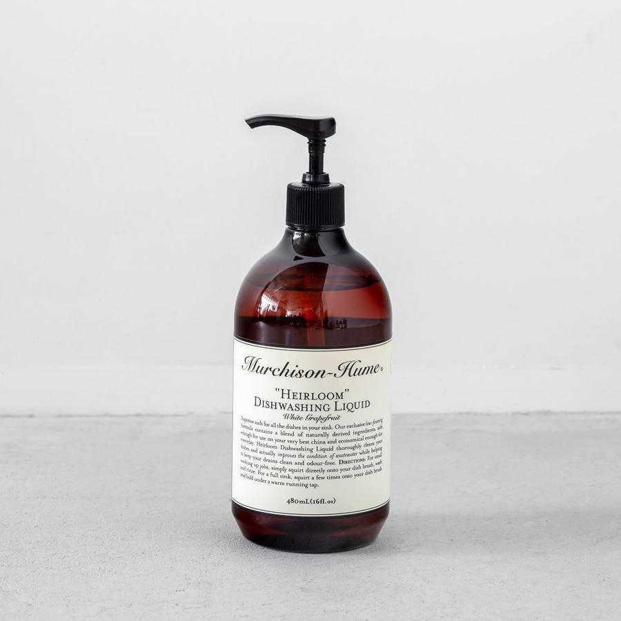 Murchison-Hume(マーチソン ヒューム) 食器用洗剤 HEIRLOOM DISH WASHIG LIQUID 480ml